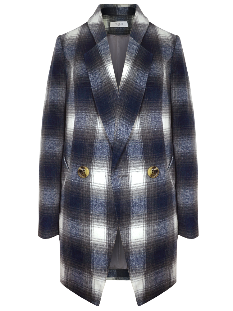 Double-Breast-Tartan-Jacket