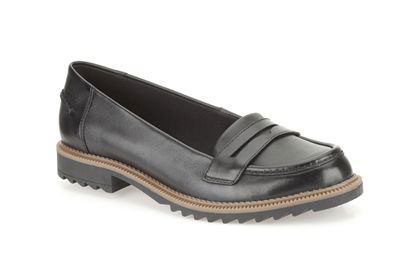 clarkes loafers