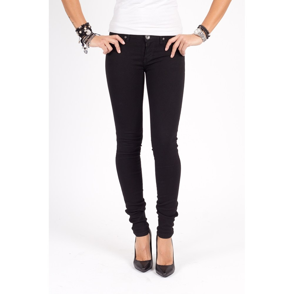 dr denim black jeans