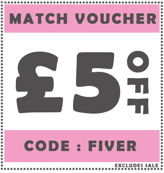 Match Five Pound Voucher