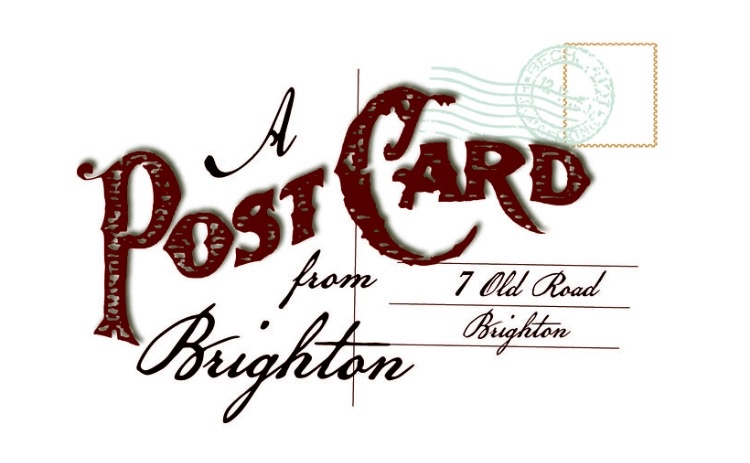 a postcard from brighton blog