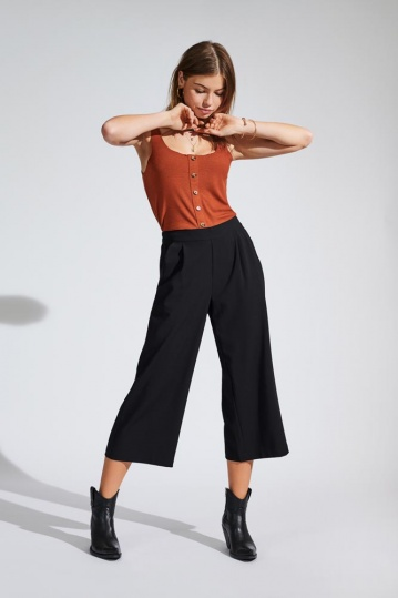 Only Caisa Culotte Trouser