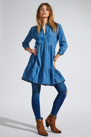 Only Enya Denim Dress