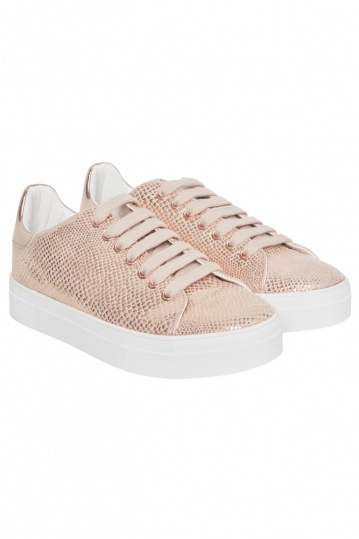 ICHI A Vanda Rose Gold Trainer