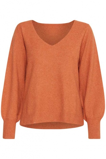 ICHI Alpa Jumper in Amberglow