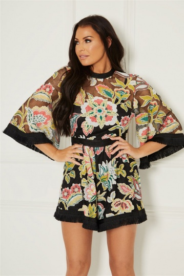 Jessica Wright Kelani Playsuit