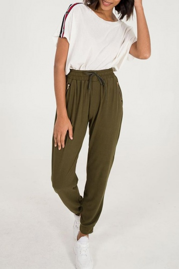 Dee Zip Pocket Trouser