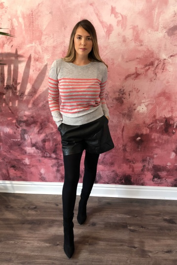 ArtLove Paris Stripe Jumper