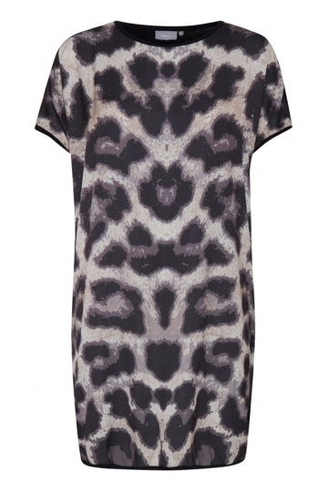 Byoung Bxria Abstract Dress