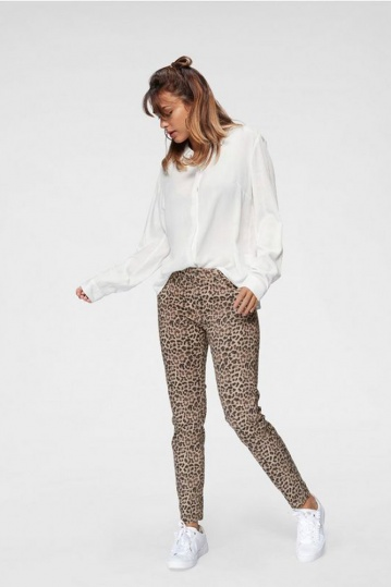 B.Young Lola Lukka Animal Print Jeans