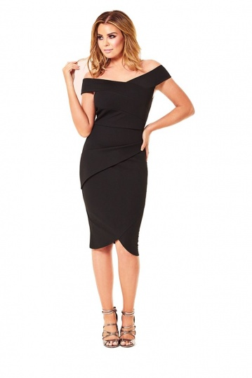 Jessica Wright Valerie Bardot Dress