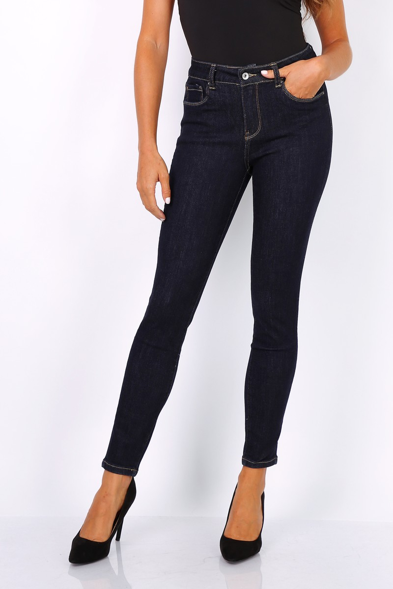 Toxik Candy Dark Denim Skinny Jean