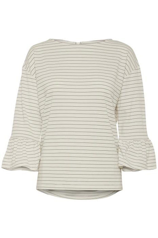 B.Young Palmina Stripe Top