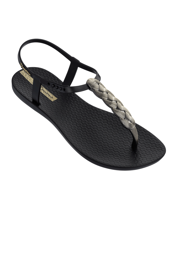Ipanema Charm Braid Flip Flop