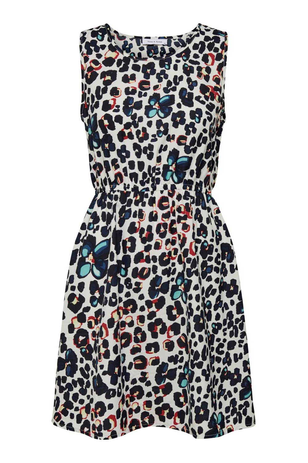 Only Sadie Animal Print Dress
