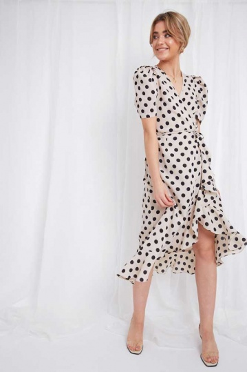 Lavish Avery Wrap Dress