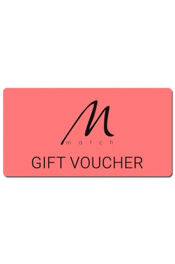 Match Clothing Gift Voucher