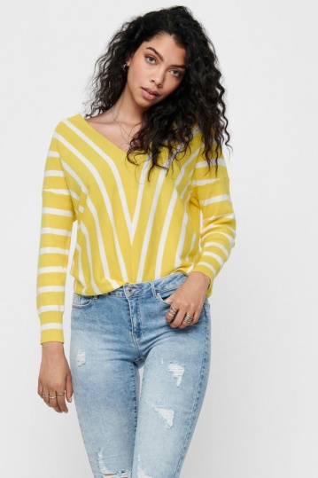 Only Aya Stripe Jumper