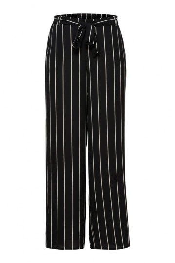 Only Winner Palazzo Print Trousers