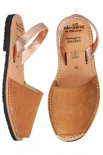 Palmaira Galdana Tan Sandals