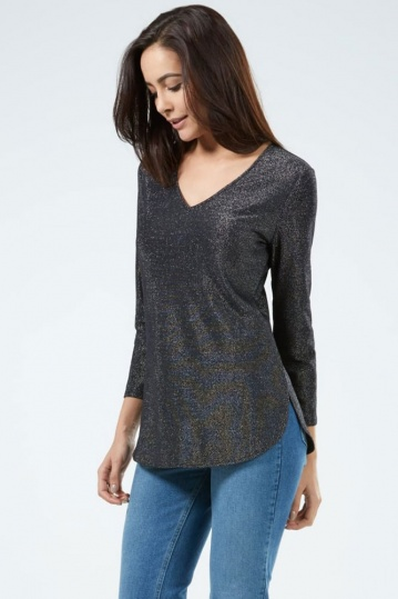 Sugarhill Boutique Charlotte Sparkle Top