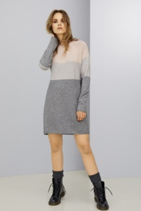 Only Lily Long Sleeve Dress