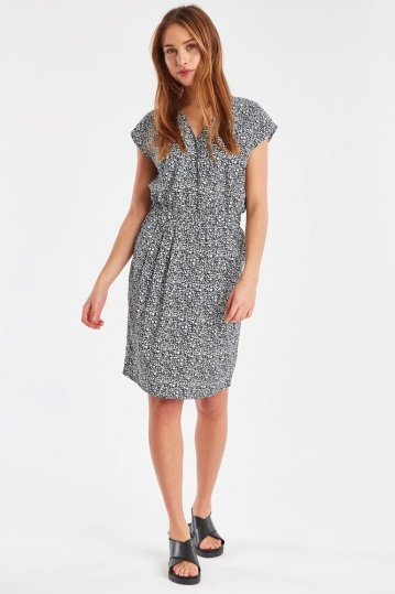 Ichi Bruce Wrap Dress
